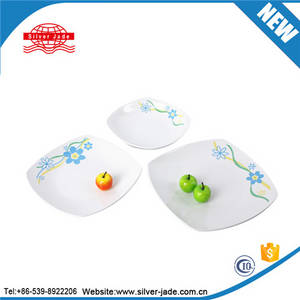 Wholesale kitchenware: Luxerious Ceramic Serving Dinner Plates Bulk Packing Kitchenware