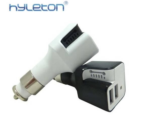 air purifier: Sell 12-24v  to 5v2.4a car charger with air purifier