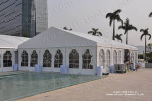 Wholesale Trade Show Tent: LIRI 10*12m Party Tent for Family Party for Sale