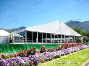 Wholesale outdoor tents for parties: Outdoor Restaurent Tent for 300 People Banquet Party