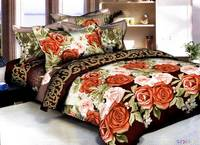 Sell new style printed quilt cover set
