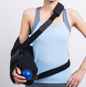 Wholesale foam pad: Soft Foam Padded Adjust Strap Arm Sling with Pad Humeral Abduction Brace