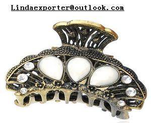 Wholesale Other Hair Accessories: Fashion New Lady Silver &Alloy &Brass  Hair Accessory