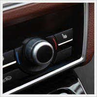 Car Interior Chrome Molding Accessory -Center Fascia