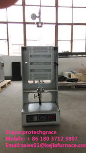Wholesale Measuring & Analysing Instrument Design Services: 1200C Vertical Tube Furnace