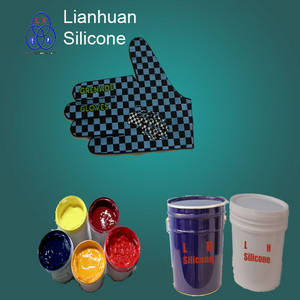Wholesale printing ink: Heat Resistant Gloves Eco-friendly Silicone Ink for Screen Printing