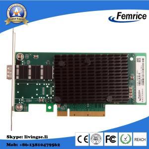 Wholesale optim rx: 10G Single Port Network Server Adapter, 10G PCI Express X8 SFP+ Intel 82599EN Controller Server NIC