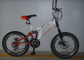 Sell mountain bicycle
