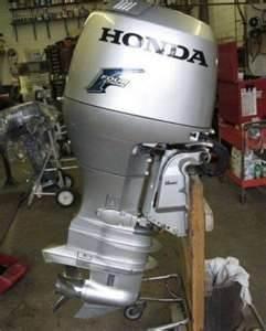 Used Honda 135 Hp 4 Stroke Outboard Motor Breek Nelson