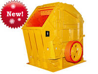 Sell Minyu impact crusher 
