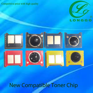 Wholesale color toner: New Compatible Toner Chip Universal for HP COLOR Series Toner Cartridge(Small Board)