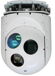 Wholesale water cannon: Ultra Long Range Surveillance Camera HD Cooled Thermal Night Vision PTZ  IR Infrared Laser IR