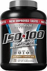 Wholesale chocolate: Dymatize ISO 100 Hydrolized Whey Protein Isolate, Gourmet Chocolate