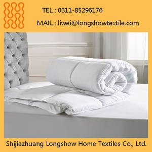 Wholesale Duvet Cover: High Quality Beautiful Pure Cotton Kapok Quilt of China
