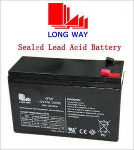 Wholesale sla battery: 12V7ah/20hr Rechargeable Children Cars SLA Sealed Lead Acid Battery