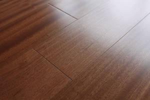 Wholesale hdf flooring: Sapele Hardwood Flooring