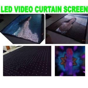 Wholesale light curtain: LED Video Curtain/LED Star Curtain/RGB Curtain/Stage Light