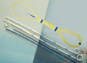 Wholesale sterlization: Single or Double J Pigtail Ureteral Catheter