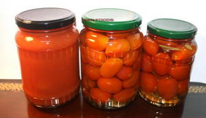 Wholesale Canned Vegetables: Pickled Tomatoes