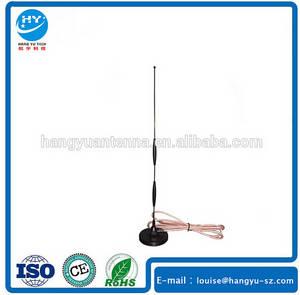 Wholesale gateway: Long Pole Spring Car Mount Magnetic / UHF Rfid / GSM Gateway Antenna