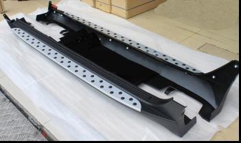 kia sportage running boards fitting instructions