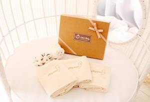 Wholesale Baby Bibs: Baby Towel, Organic COTTON100%
