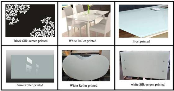 counter top: Sell glass table top for office