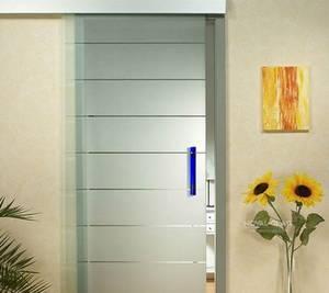 Wholesale glass door: CE Certification of Safety Printed Glass  Door