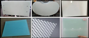 Wholesale furniture: CE SGCC Certification of Safety Printed Glass for Furniture