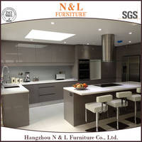 sell customized home furniture kitchen cabinet with