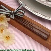 Sell  Engraved Personalized Fine Wood Chopsticks