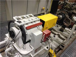 Wholesale gasoline: Gasoline /Diesel Engine Durability/Reliability Test Bench System