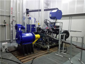 Wholesale emission test equipment: CAMA Gasoline/Diesel Engine Performance Test Bench/Stand/Cell/Bed System