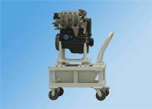 Wholesale grow room: Movable Targeted Engine Test Trolley for Engine End of Line Production Test