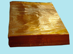 Candy Packaging: Sell gold color cellophane