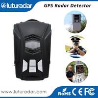 Original ANW Anti Police Car Speed Carmera GPS Radar Detector with 360 Degree Laser Detection