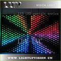 Sell LED customize size led video curtain