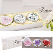 Sell Prices tin candle gift set