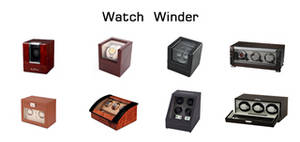 Wholesale Watch Movements: Piano  Finishing  Automatic Watch Winder with Japan Motor
