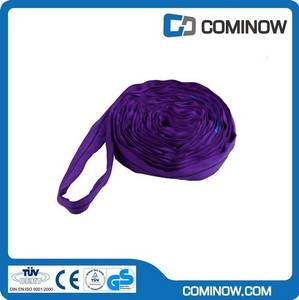 Wholesale Safety Harness: Polyester Endless Round Slings 1t China Manufacturer Supplier Cominow