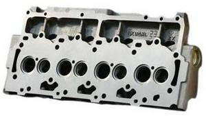 Wholesale komatsu spare parts: CAT 3204 &3208 Cylinder Head 6I2378
