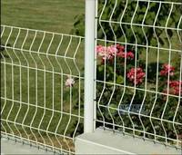 Sell Wire Mesh Fence (Manufacture and Exporter)