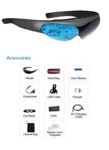 Wholesale gamepad: Android OS, Touch Screen, Video Glasses, Glass Customized Version, WIFI , Bluetooth Connect