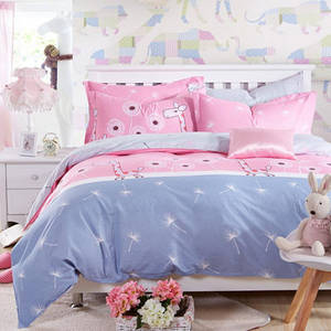 Wholesale bed sheets twin: Wholesale Supplier Comforters Cheap Home Linen 100%polyester Bed Sheet Set Bedding Sets