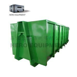 Wholesale rhs steel sizes: Waste Containers Hooklift Bins