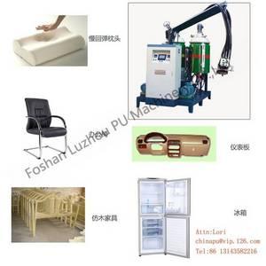 Wholesale memory foam pillow: PU Memory Pillow High Pressure Foam Machine