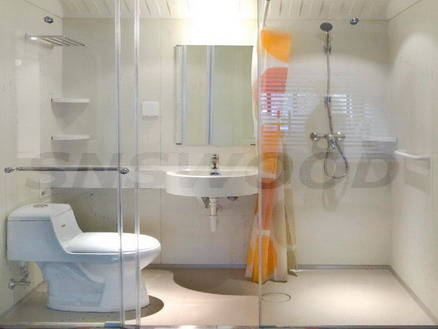 Product Image  Sell Prefab Bathroom Pods. Sell Prefab Bathroom Pods   Shanghai Snswood International Trading