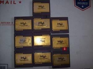 Wholesale charger: Intel Pentium Pro Ceramic CPU