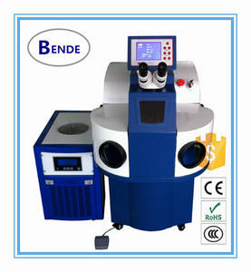 Wholesale jewellery: Gold Siver Steel Jewellery Laser Welding Machine