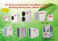 Air Source Heat Pump Water Heater/ Water Chiller
